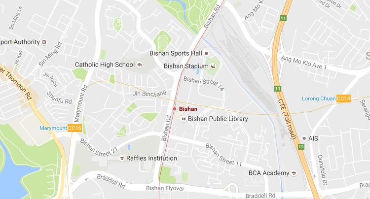 Electrician in Bishan